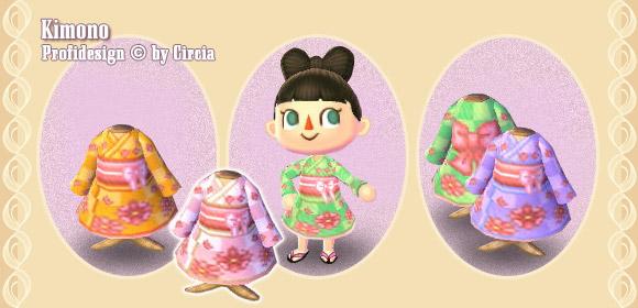 Designkatalog 6 Kimono