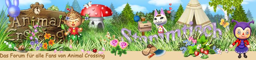 Animal Crossing Stammtisch